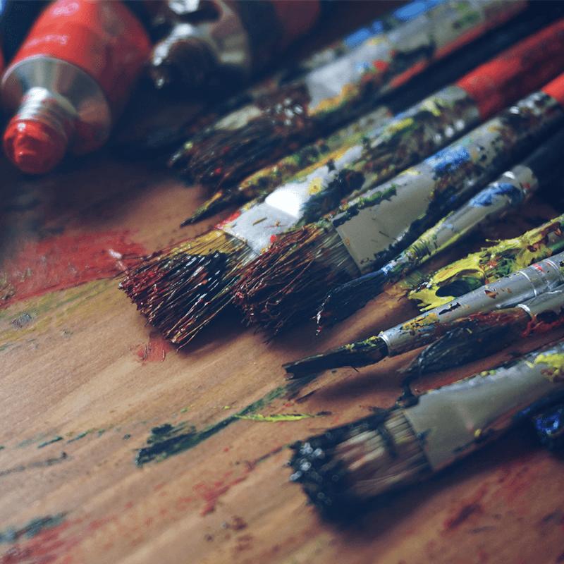Atelier de Josée - La peinture acrylique et le mixte média
