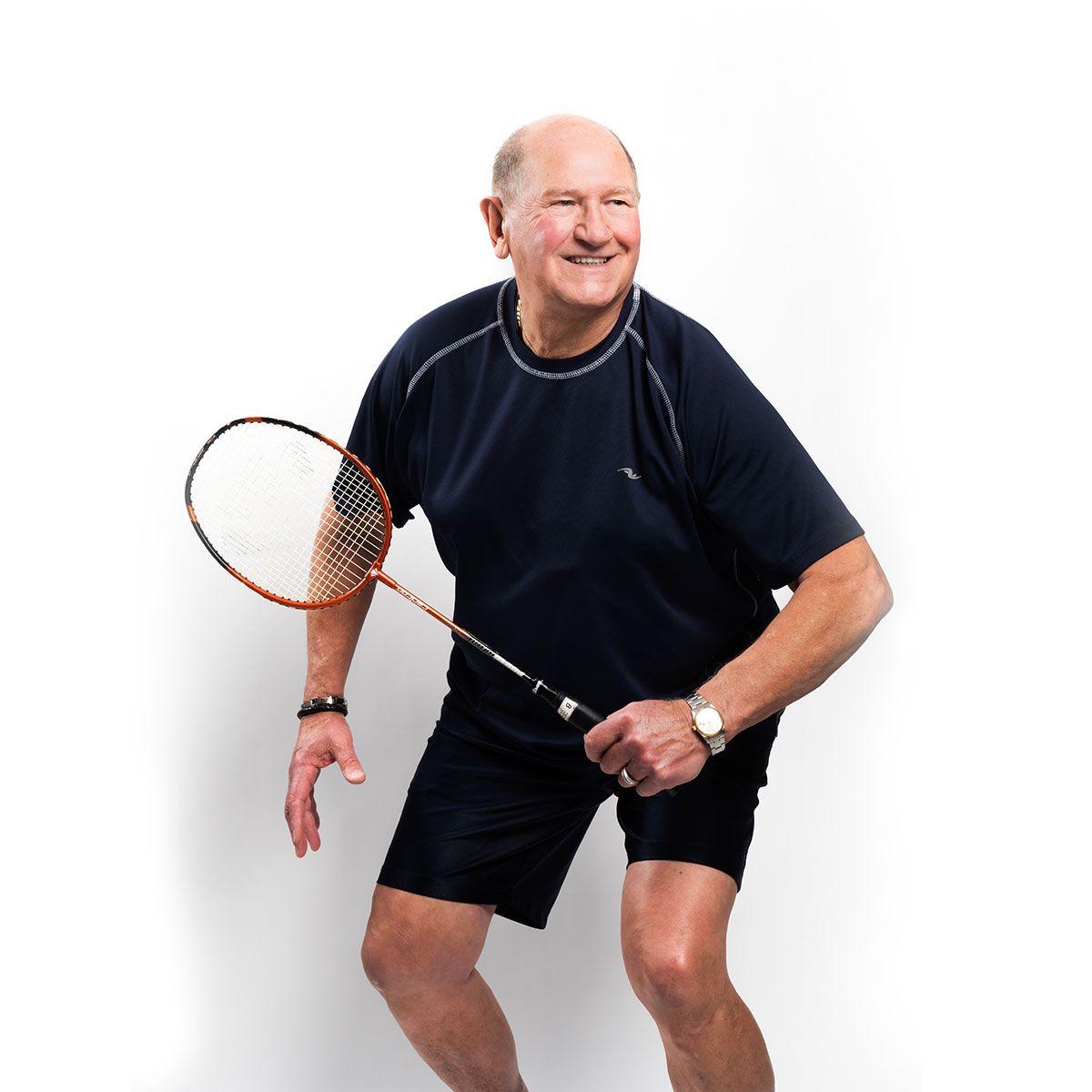 Badminton - Séance du 24 septembre