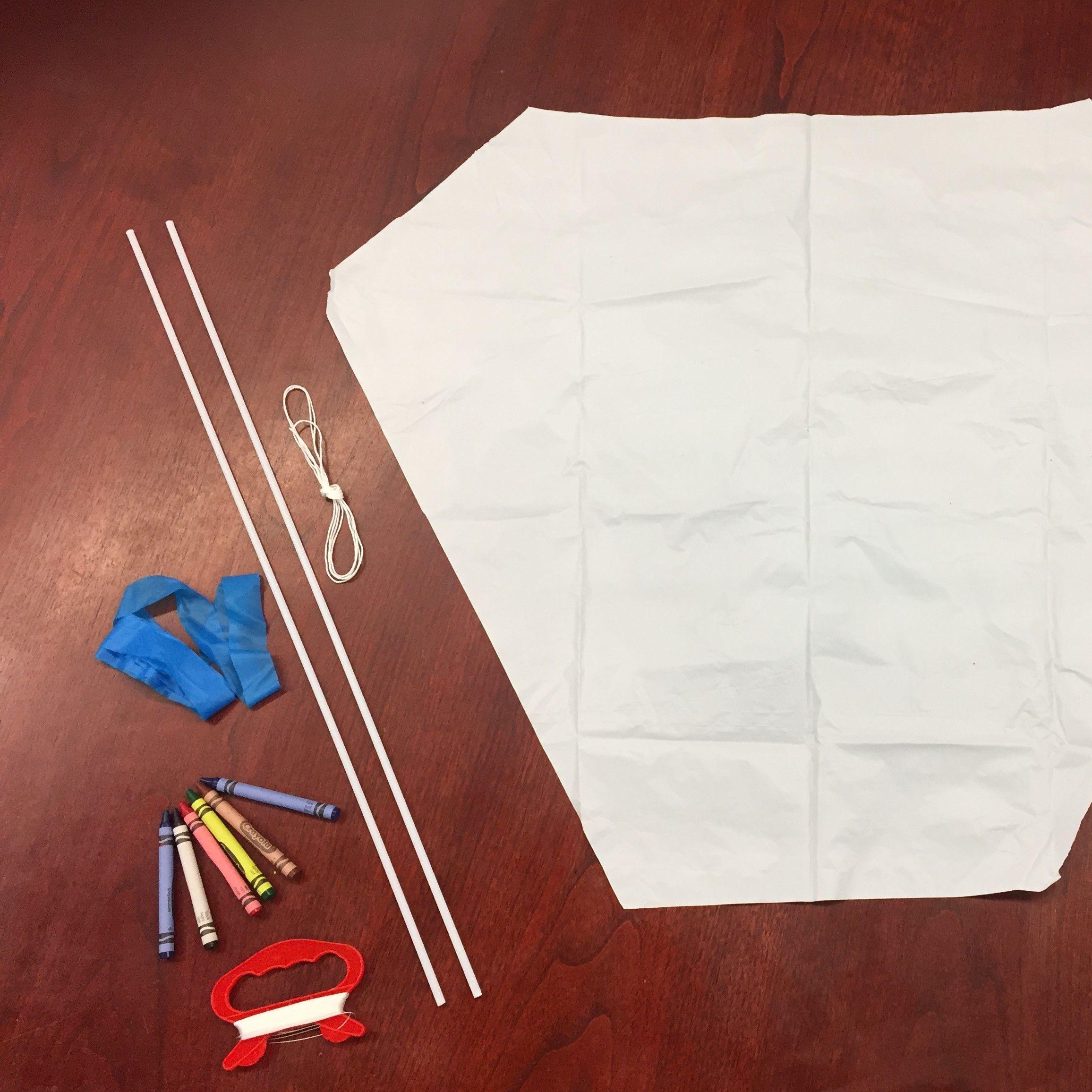 Trousse de fabrication de cerf-volant