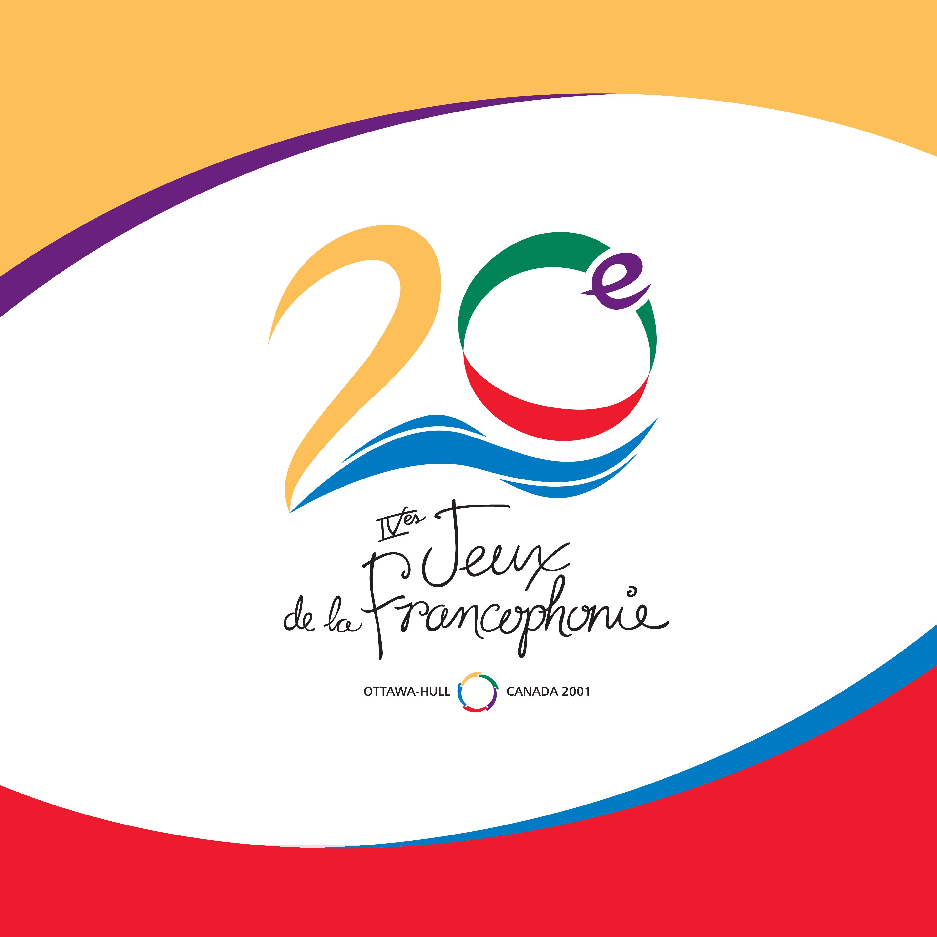 20e des IVes Jeux de la Francophonie