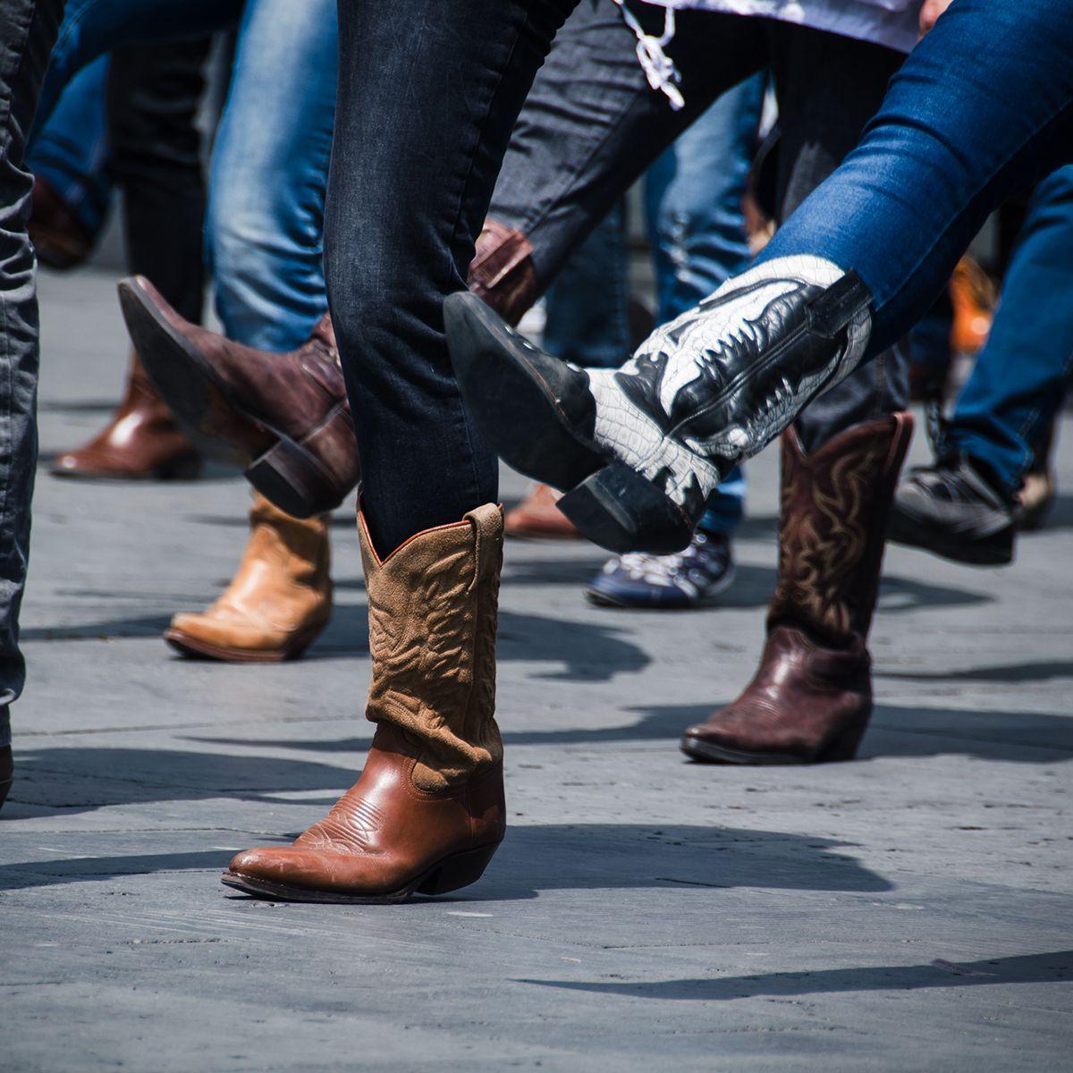 Danse country - Débutant