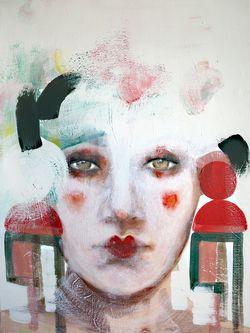 Oeuvre de l'artiste visuelle Juliette Gagnon Lachapelle - Artifices