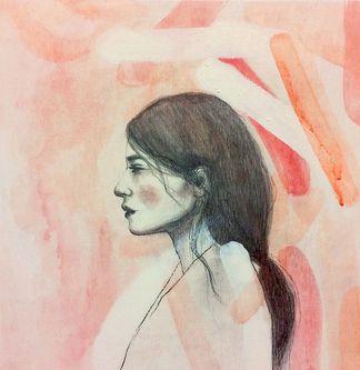 Oeuvre de l'artiste visuelle Juliette Gagnon Lachapelle  - Mémoires