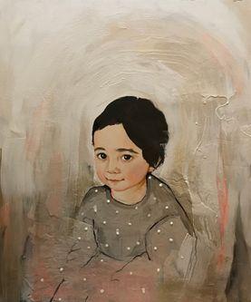 Oeuvre de l'artiste visuelle Juliette Gagnon Lachapelle - Vanessa