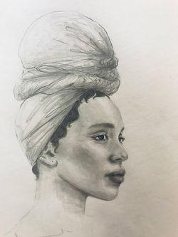 Oeuvre de l'artiste visuelle Juliette Gagnon Lachapelle - Olvidame