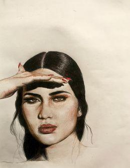 Oeuvre de l'artiste visuelle Juliette Gagnon Lachapelle - Answers