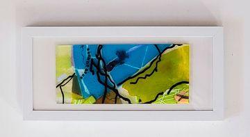 Oeuvre Above The Tradewinds d'Angela Verlaeckt Clark