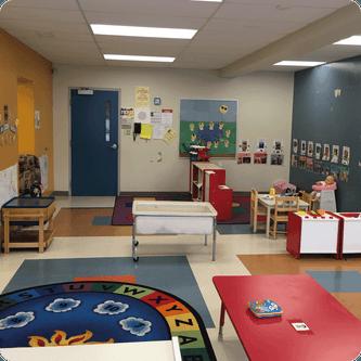 Locaux des services de garde du MIFO à l'École élémentaire catholique des Voyageurs