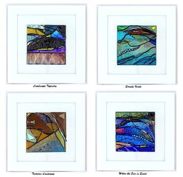 Oeuvres Composition d'Angela Verlaeckt Clark