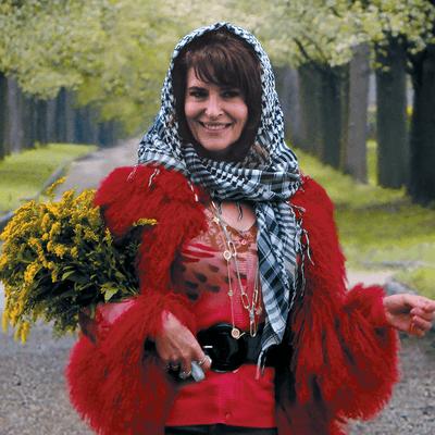 Femme, personnage principal du film Lola Pater