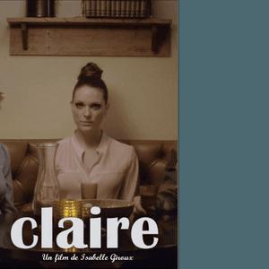 Affiche du court métrage Claire