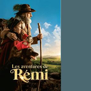 Affiche du film Les aventures de Rémi