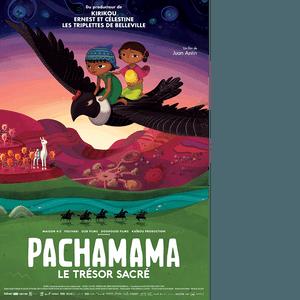 Affiche de film jeunesse Pachanama