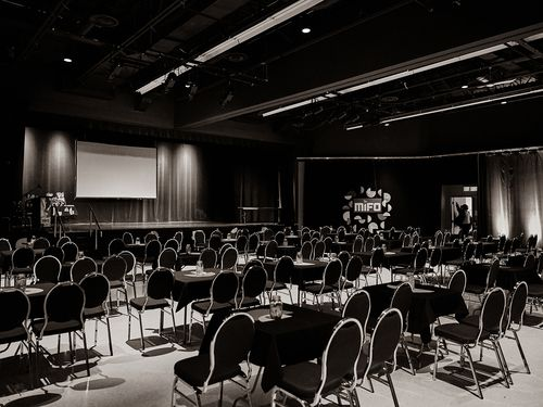 Grande salle du MIFO