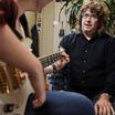 Michel, professeur de guitare