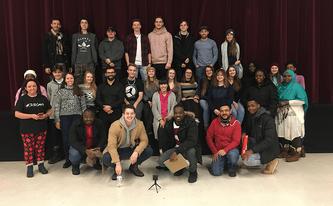 Le nouveau MIFO imaginé par des étudiants de La Cité