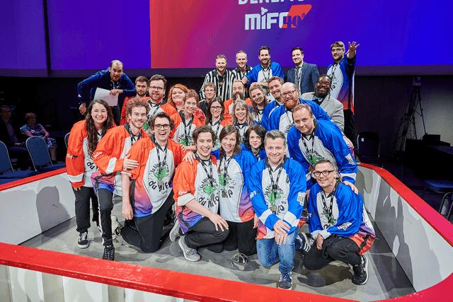 25 000$ amassés pour le MIFO grâce à son Impro-bénéfice