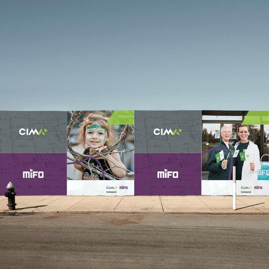 CIMA+ le MIFO: Le génie culturel et communautaire