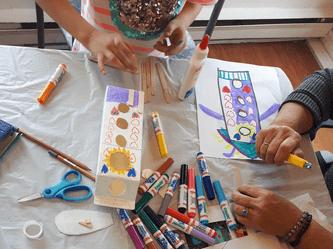 Activités parfaites pour les enfants et les grands-parents!