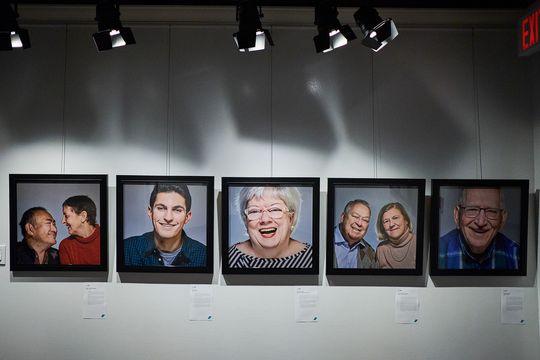L'exposition spéciale « Les humains du MIFO »